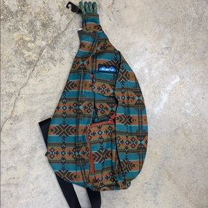 Kavu Rope Bag Pack Blanket